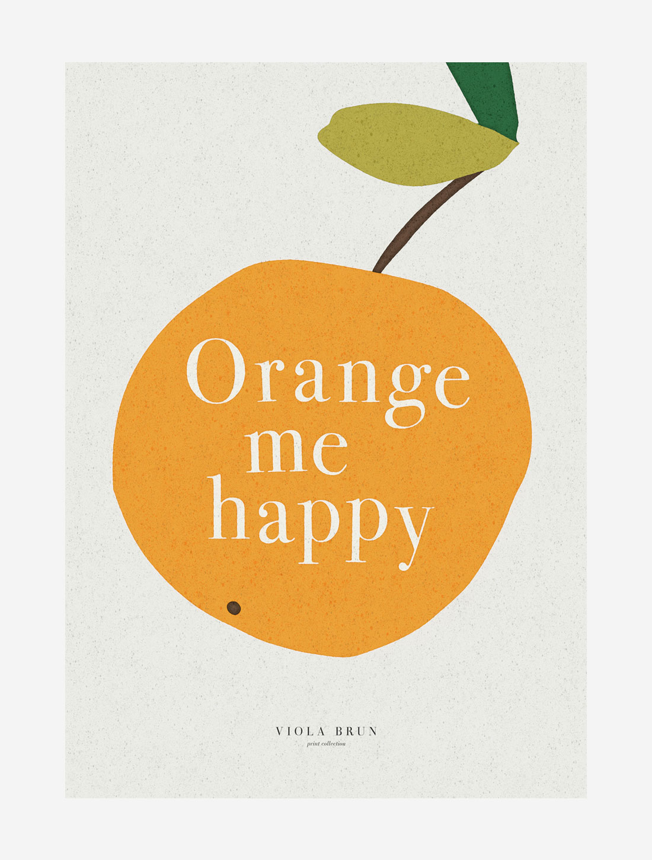 Orange Me Happy